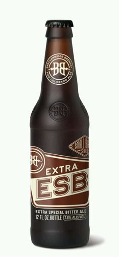 Extra special bitter ale