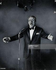 Nelson Eddy. Still charming. February 15, 1966