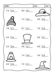 Resumen práctico para enseñar como hacer las divisiones y fichas para trabajar la división para alumnos de primaria. Fichas de matemáticas