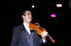 Violinista Thiago Reis