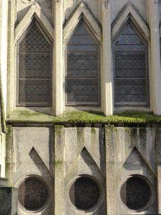 Eglise Saint-Nicaise, Rouen,  Pierre Chirol & Emile Gaillard architectes
