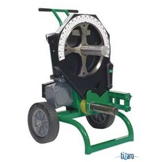 GREENLEE 555CX. Conduit Bender Electrical Capacity 1/2 to 2 In. EMT/IMC/Rigid Conduit 120 20 Amps 60Hz Cycle Cord Length 9 Ft.Operating Temp. (F) -5 to 120 Width 36 In.Depth 32 In.Height 40 In.Vertical or Horizantal Operating Position Welded Steel Frame Puncture-Proof Pneumatic Wheel Dia. 12 In.Standard Pendant Only Needs 2 Shoes To Bend All Rigid IMC And EMT Conduit Bending Includes Pendant Shoes Sold Separately (6TFH1)