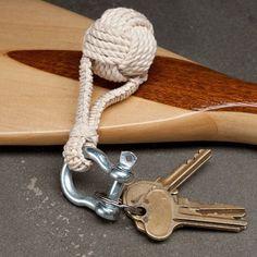 Fancy - Monkey Fist Key Chain