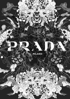 Prada - Brands in Full Bloom by Daryl Feril