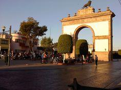 """""""Arco De La Calzada"""" León, Guanajuato. :)"""