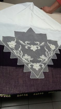 Dish Towels, Lace, Bead