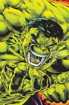 #Hulk #Fan #Art. (Hulk) By: Ian Churchill. [THANK U 4 PINNING!!]