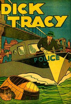 Dick Tracy Meets Nola