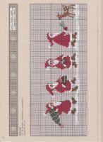 Gallery.ru / Фото #18 - Gemutliche Jahreszeit - Auroraten Needlework, Cross Stitch, Quilts, Ornaments, Christmas, Crafts, Winter Snow, Gallery, Punto De Cruz