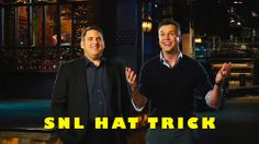 Jonah Hill hosts for the third time this Saturday, and Bastille make their SNL debut! PROMOS: http://youtu.be/96ip-EBotuA