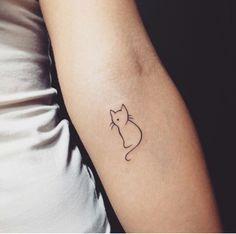 Tatoo de gato