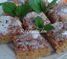 ▷ Dia jablečné řezy recept - Recepty.eu Banana Bread, Diabetes, French Toast, Breakfast, Food, Morning Coffee, Essen, Meals, Yemek