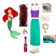 Disney Style: The Little Mermaid: Ariel
