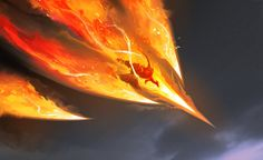 Ifrit Strike by cobaltplasma on DeviantArt