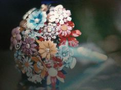 Inspiration for my brooch bouquet