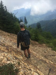 Hiking Mt. Leconte in the Great Smoky Mountains