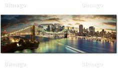 Ho sempre sognato di visitare New York,  una citta' che conosco solo dai film, ma non ho mai avuto l'occasione.Recentemente ho trovato su internet un negozio di quadri che offre tra l'altro quadri New York: queste opere ci permettono di partire per un viaggio senza uscire di casa. http://www.bimago.it/quadri-foto/citta-del-mondo/new-york-1.html