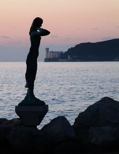Trieste,my hometown...come to visit it,    it worths!!