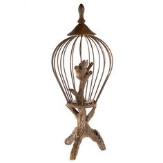 Home & Garden Garden Home Craft Parrot Heart Shape Bird Cage Cabin Design Exquisite Diy Decoration Outdoor Hanging Nest Aspen Wood Durable Matching In Colour