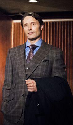 Mads Mikkelsen / Hannibal best expression!
