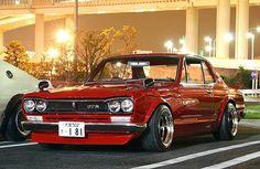 Hakosuka Japanese Domestic Market, Nissan Gtr Skyline, Datsun 510, Jdm Cars, Tuner Cars, Import Cars, Sweet Cars, Japanese Cars, Retro Cars