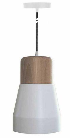 suspension-blanche-bois Lustre Design, Suspension Design, Luminaire Design, Lighting, Home Decor, Bed Reading Light, Black Metal, Homemade Home Decor, Lights