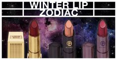 Classic Colours with a Modern Twist Moon Magic, Lipstick Queen, Zodiac, Hair Care, Wax, Colours, Beauty, Fashion, Moda