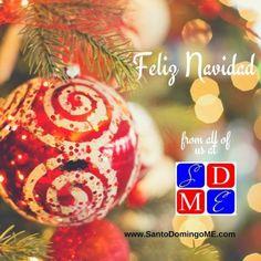 Feliz Navidad! www.santodomingome.com #santodomingo #rd #republicadominicana #christmastree #santodomingord #navidad #dominicanrepublic #dominicana #party #fiesta #christmasparty