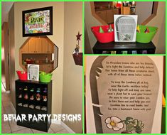 Plants vs. Zombies Birthday Party Ideas | Photo 1 of 64 | Catch My Party