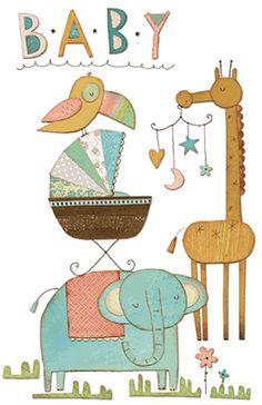 printable baby cards boy | Printables | Pinterest | Digi stamps ...