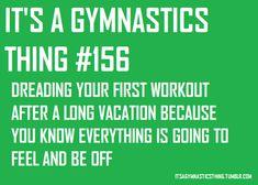 Ya pretty much. - Ewww Meme - Ya pretty much. The post Ya pretty much. appeared first on Gag Dad. Funny Gymnastics Quotes, Inspirational Gymnastics Quotes, Gymnastics Facts, Gymnastics Problems, Tumbling Gymnastics, Gymnastics Videos, Acrobatic Gymnastics, Sport Gymnastics, Olympic Gymnastics