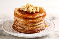 Pancake alla banana ricetta