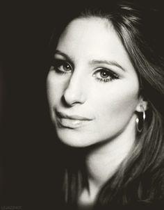Barbara Streisand. Beautiful picture, beautiful singer.