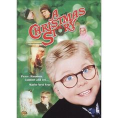 Pin for Later: Family Movie Night! 18 Christmas Movies to Watch With the Kids A Christmas Story Christmas Story Movie, Best Christmas Movies, Christmas Fun, Holiday Movies, Christmas Morning, Xmas Movies, Christmas Classics, Family Movies, Chrismas Movies