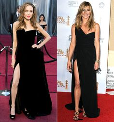 """uhhh...can anyone say """"oops...""""??  Must say Jennifer wore it better..."""