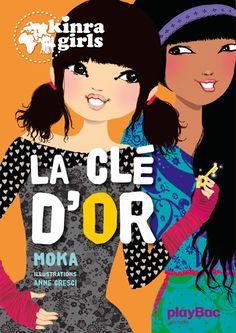 KINRA GIRLS - Éditions Play Bac