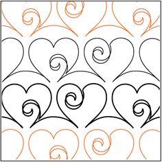Urban Elementz: Love Doodle - Sashing