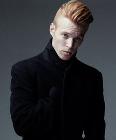 Why red hair is now red hot for men   Stuff.co.nz
