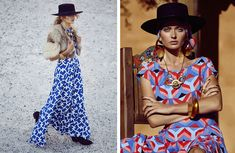 Fall In Love With Mister Zimi's Beautiful Prints and Patterns