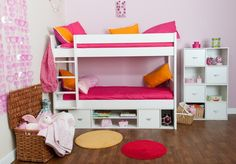 Stompa Uno Storage Bunk Bed The Stompa Uno bunk bed is a practical option for anyone looking to maximise space in their childrens bedroom. The bunk bed is a great idea by Stompa as it encompasses functionality into the design w http://www.comparestoreprices.co.uk/bunk-beds/stompa-uno-storage-bunk-bed.asp