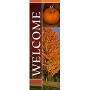 Fall Welcome Large Banner, Engage365 Series
