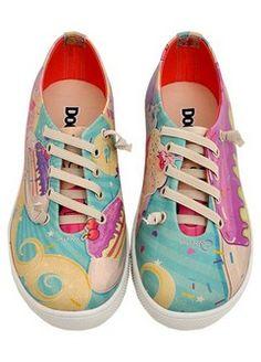 Dogo Shoes Sweet Cupcake