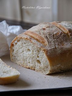 Nastoletnie Wypiekanie: Chleb pszenny codzienny Baguette, Bread Rolls, Baked Goods, Food And Drink, Baking, Breakfast, Sweet, Breads, Bread Baking