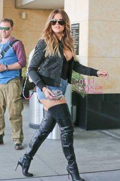 Fashion Look : Kloe Kardashian