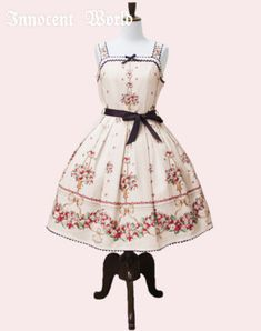 Revival Classical Strawberry JSK