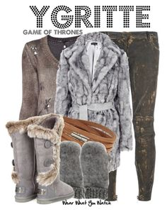 """""""Game of Thrones"""" by wearwhatyouwatch ❤ liked on Polyvore featuring Avant Toi, Balmain, Warehouse, Wallis, ASOS, Australia Luxe Collective, television and wearwhatyouwatch"""