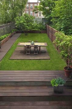 alternative to too much grass