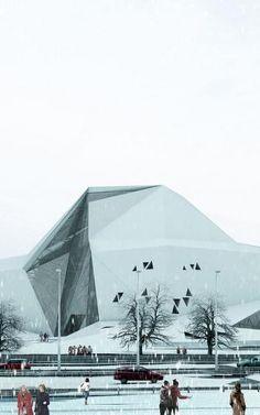 2 | This Rock Climbing Gym Resembles A Big Rock | Co.Design | business + design