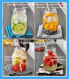 From the Caribbean! Coconut Water Fusion.  More at http://www.naturalhealthstore.us/juices-plus/