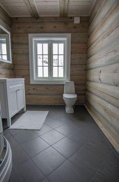 FINN – Rauland - Vierli - Nyoppført laftet tømmerhytte - 4 soverom - god standard